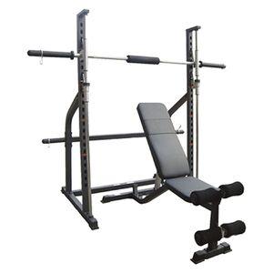 Smith Γυμναστικής με Πάγκο Amila JX-3005