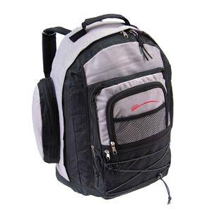 Σακίδιο Πλάτης Μαύρο Γκρι 26lt Sunrise Bags BP111.B-BGY