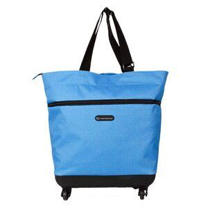 Τσάντα Καμπίνας Τροχήλατη Εύκαμπτη Sunrise Bags Lemington Dot 44Lt EX008.A-LEDT
