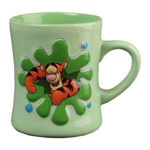 Κούπα Ανάγλυφη Tigger Breakthrough Λαχανί (Winnie-the-Pooh)