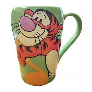 Κούπα Κώνος Ανάγλυφη Tigger Musician Πράσινη (Winnie-the-Pooh)