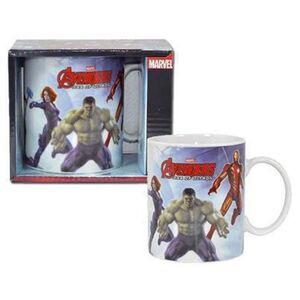 Κούπα Avengers με Κουτί Δώρου